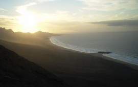 Cofete: most famous virgin beach of all Canary Islands